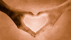"""Two hands form a heart""""></p><p><p style="""