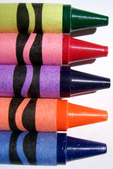 Put some colour in your life!