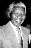 Nelson Mandela and his magical smile